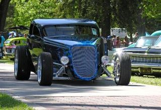 Successful Showing For The Paso Robles Classic Car Weekend - Paso robles car show