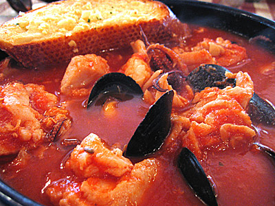 Pairings In Paso Cioppino Vino Inside Paso Robles