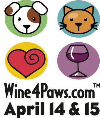 Wine 4 Paws TM April 14-15 small
