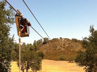 Innovative Robot Rides To The Rescue At Margarita Adventures Zipline