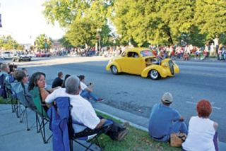 Labor Day Car Show Rolls Again Paso Robles - Car show paso robles 2018