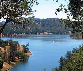 Lake Nacimiento beautiful