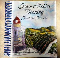 Paso Robles Cookbook